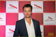 Celeb Diary: Josh Duhamel @ G.H. Mumm Art of Celebration – Formula 1 event