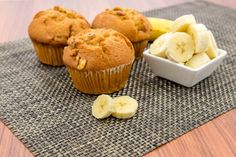 Easy Banana Bread Muffins - For Love of Cupcakes Banana Bread Muffins, Make Banana Bread, Batch Cooking, Cooking Recipes, Truvia Baking Blend, Sauce Caramel, Healthy Gluten Free Recipes, Healthy Food, Cooking On A Budget