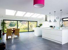 A Modern Open Plan Extension   Homebuilding & Renovating