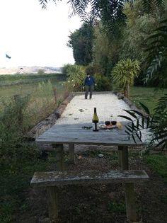 Blenheim, New Zealand: Petanque