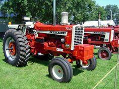 Farmall Tractors, Ford Tractors, International Tractors, International Harvester, Ih, Big Trucks, Agriculture, Biggest Truck, Classic