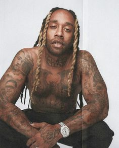 Ty Dolla Sing, Ty Dollar, Gorgeous Black Men, My Baby Daddy, Famous Photographers, Hot Tattoos, Celebs, Celebrities, African Dress