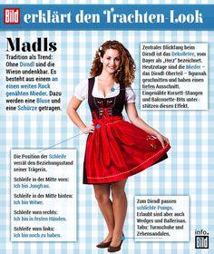 WIESN-MODE 2014 Tradition ist wieder sexy: die Madls