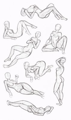 good practice for using different poses