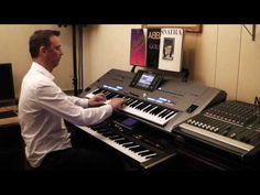 Connie Francis Everybody's Somebody's Fool Yamaha Tyros 5 Roland By Rico Yamaha Tyros, Yamaha Keyboard, Red Garland, Connie Francis, Organ Music, Keyboard Piano, The Joe, Billboard Hot 100, Music Instruments