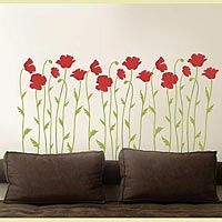 instead of wall decals?