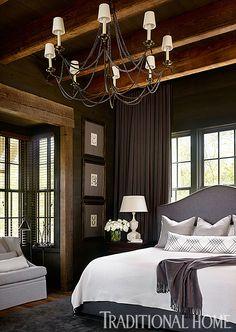 lake house bedroom by mcalpine tankersley