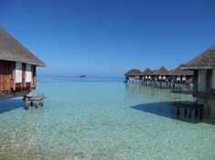 Club Med Maldives - visited 2008