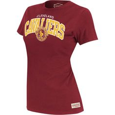 Mitchell & Ness Ladies 70's Arch Tee $35.00