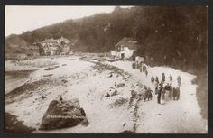 BABBACOMBE. Beach. Vintage. - Click Image to Close