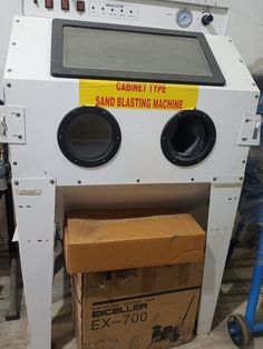 Sand Blasting Machine, Italian Posters, Types Of Cabinets, The Unit