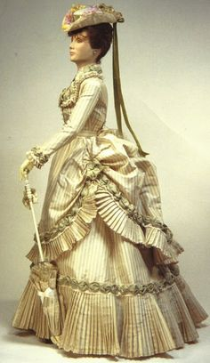 American Duchess:Historical Costuming: V337: Bustle Decoration Inspiration | Historical Costuming and sewing of Rococo 18th century clothing, 16th century through 20th century, by designer Lauren Reeser