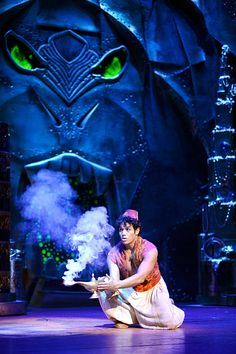 Photo 1 of 8 | Adam Jacobs in Aladdin. Photo by Deen Van Meer | Aladdin: Show Photos | Broadway.com  I want to see Aladdin!!!!