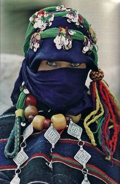 Morocco and the Arab World: a tale of Niqab and Islamic face veils. More on My Marrakesh blog by Maryam Montague!