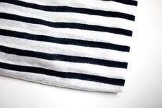 F I G T N Y alexander wang linen stripe tee