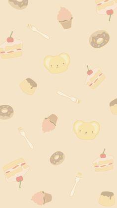 Rilakkuma Wallpaper, Cute Anime Wallpaper, Wallpaper Iphone Cute, Cartoon Wallpaper, Mobile Wallpaper, Cool Wallpapers For Phones, Pretty Wallpapers, Sakura Card Captors, Sakura Kinomoto
