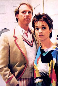 Tegan - Doctor Who. This is where my dad and sister got my name from.