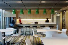 Worked on the concept- design development Aurecon office Refurbishment Sydney. Work with Futurespace