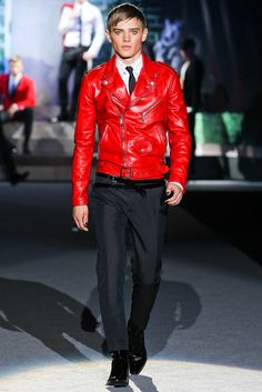Dsquared² Spring 2012 Menswear Fashion Show Collection