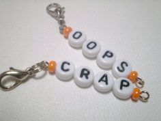 Clip On Stitch Markers for Knit