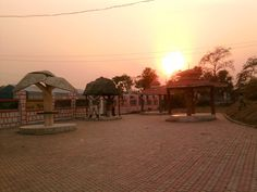 Canopies at Gumla Park