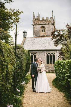 Ethereal DIY Wedding in Dorset, England | Samuel Docker Photography