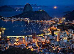 Beautiful Rio de Janeiro, Brazil. Photo by Nuno Trindade