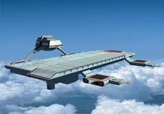 Cloudbase from Captain Scarlet Logan's Run, Thunderbirds Are Go, Sci Fi Shows, Uk Tv, Sci Fi Series, Lost In Space, Kids Tv, Kids Shows, Classic Tv