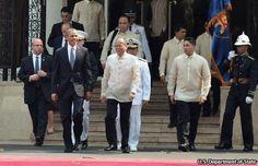 Estados Unidos firma acuerdo militar con Filipinas