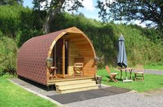 The Log Pod Ltd - Finest Camping Pods