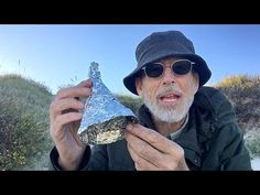 Survival Camping: #1 Turn Seawater into Fresh Water with Trash - YouTube