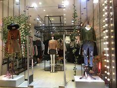 Các thiết bị cần thiết khi mở shop thời trang