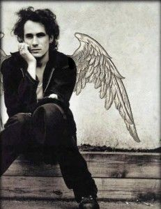 Jeff Buckley. How sad that he died so young. Miss him.