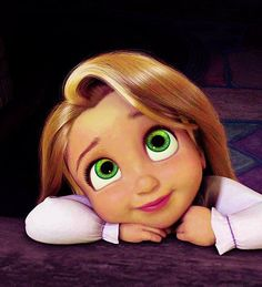 Find images and videos about disney, princess and rapunzel on We Heart It - the app to get lost in what you love. Rapunzel Disney, Disney Princess Art, Disney Art, Disney Drawings, Cute Drawings, Disney And Dreamworks, Disney Pixar, Disney Animation, Animation Movies