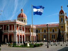 Sitios turísticos más visitados de Nicaragua 1-Granada