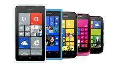 Microsoft Working on 6 New Lumia Mobile Phones