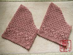 crochet summer shirt - crafts ideas - crafts for kids