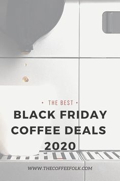 Black Friday 2020 sales have begun! See all the best deals on espresso machines, coffee makers, Keurig Coffee Makers, Ninja Coffee Bar, Nespresso and accessories updated regularly. Friday Coffee, Ninja Coffee, Coffee Grinders, Best Black Friday, Keurig, Cyber Monday, Nespresso, Brewing, Coffee Maker