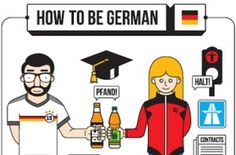 how to be german in 20 easy steps