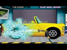 car wash and spa part 1 car wash games for kids video