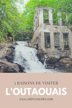 Rafting, Ontario, Mount Rushmore, Waterfall, Canada, Mountains, Gatineau, Routes, Travel