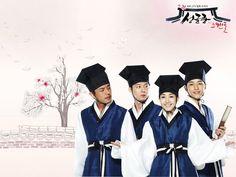 ♥Sungkyungwan Scandal♥  Micky Yoochun / Park Min Young