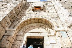 St Pauls Gate Damascus Syria . Bab Kisan
