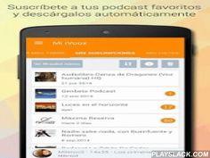IVoox Podcast Y Radio  Android App - playslack.com ,  Programas de radio a la carta, podcasts, audiolibros, conferencias, música, ... Todo esto y más es lo que encontrarás en iVoox, un audioKiosco que te permitirá aprovechar tu tiempo. Puedes escuchar todo lo que te interesa (biografías, monólogos de humor, meditaciones, misterio, ciencia, marketing, ...), mientras conduces, viajas en metro, o haces footing. Y totalmente gratis. Características - Única aplicación que te sugiere audios en…