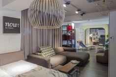Freistil 187 sofa, now! by hülsta no14 bed