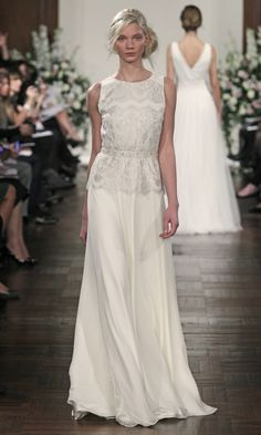 #JennyPackham #Wedding Dress - Silverbell