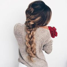 #gorgeous #braid #om