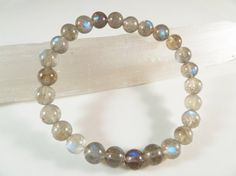 Hey, I found this really awesome Etsy listing at https://www.etsy.com/listing/217962571/labradorite-stretch-bracelet-natural