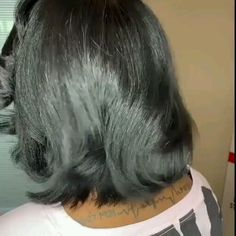 77 Best Bob Styles of 2019 - Hairstyles Trends Natural Hair Tutorials, Natural Hair Tips, Natural Hair Styles, Medium Hair Styles, Curly Hair Styles, Pressed Natural Hair, Straight Hairstyles, Cool Hairstyles, Relaxed Hair