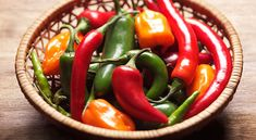 Peppers are good n good for you !!